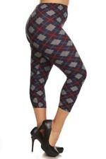 5a7847682e525 Women's Check Leggings for sale | eBay