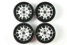 4PCS 25.4mm inner silver GDS RACING 1.9 Alloy Wheels Rim for 1/10 rc crawler rc