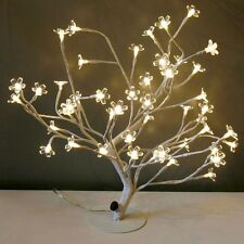 LED-Baum mit 48 LEDs Außen und Innenbereich H 45 cm Lichtbaum Lichterbaum LED