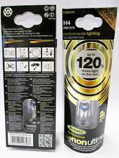 Piaggio Vespa LX 125 12V 60/55W H4 Xenon Headlight Bulbs Ring RW1272 Pack of 2