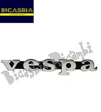 1186 - TARGHETTA ANTERIORE INTERASSE 80 MM VESPA 125 ET3 - PRIMAVERA 150 200 PX