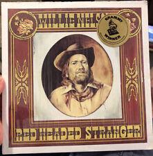 Willie Nelson - Red Headed Stranger -1975 Vinyl 12'' Lp/ VG+/ Country Pop
