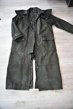 Staubmantel Hard Leather Stuff,Kutschermantel,Ledermantel,Duster,Biker,Western