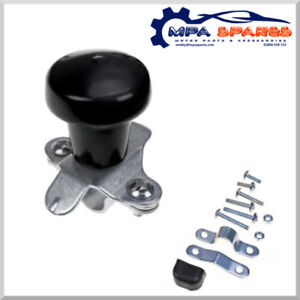 VALTRA BLACK WHEEL SPINNER KNOB- WITH BEARING INSERT & FITTING KIT LORRY TRACTOR