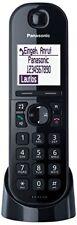 Panasonic Kx-tg Q 200 schwarz IP Cat-iq DECT