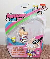 The Powerpuff Girls Mayor y Pickle Tarro de acción The estatuilla De Muñeca (nuevo)