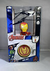 Marvel Avengers Iron Man Flying Character UFO Helicopter w/Remote World Tech Toy