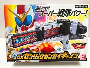 Kikai Sentai Zenkaiger DX Zenryoku Zenkai Cannon Bandai MMPR NEW FedEx First F/S