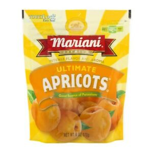 Mariani Ultimate Apricots, 6 oz