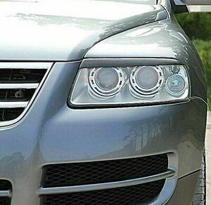 Volkswagen Touareg Eyebrows Eyelids Eye Line Preface 2002-2006 2pcs