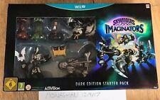 Skylanders Imaginators dark edition - Nintendo Wii U - Brand New and Sealed PAL