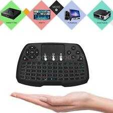 Mini clavier sans fil 2.4G Air Mouse w/Touchpad pour PC Pad Android TV BOX Y7A8