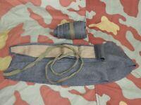 Fasce mollettiere gambiere grigioverde Regio Esercito, Italian WW2 wool leggings