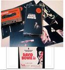 David Bowie - AMSTERDAM Cassette limited Edtion 2017 NEW + card david bowie is