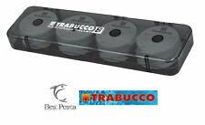 TRABUCCO - RIG STORAGE WALLET Ø 7cm x 8 pezzi
