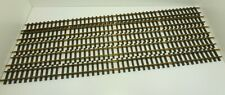 "5 - 1999 LGB No.10000.10 Straight Tracks 47 1/4"" Long - Made In W. Germany"