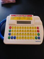 Radio Shack Vintage Talking Kids Laptop  Learning Education 60-2613 EUC