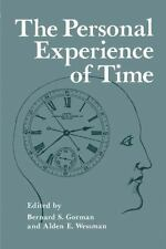 Nato asi Subes B Ser.: The Personal Experience of Time 101 (2013, Paperback)