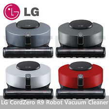 LG Cord Zero R9 ThinQ Robot Vacuum Cleaner Home View with AI 220V / 60hz