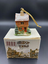 Lilliput Lane Mistletoe Cottage Ornament with Box 1991