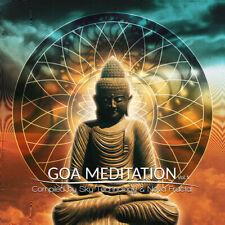 Goa Meditation, Vol. 1 by Sky Technology & Nova Fractal  [Goa / Rare / Import]