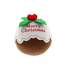 16 cm Christmas Pudding Novelty Door Stop Decoration – Stopper Merry Christmas