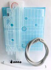 Wassertasche Wärmetauscher Seitentasche Spülmaschine Bosch Neff 00215761