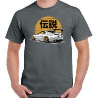 Supra T-Shirt Toyota Legend Mens Car Enthusiast Sports Car