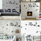 Wall Paper Tree Living Room Decor Removable Art Wall Sticker Mural Decal Vinyl