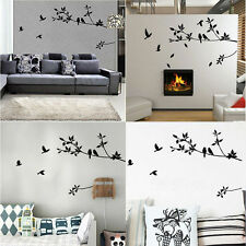 Decor  Removable Art Wall Paper Sticker Mural Decal Vinyl Tree Living Rooms Wall