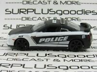Maisto 1:64 LOOSE Collectible 2009 NISSAN GTR GT-R (R35) Police Pursuit Car