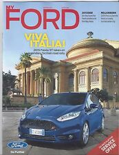 My Ford Magazine Winter 2015 2015 Fiesta ST In Italy New Orleans News