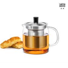 Samadoyo s-042 Acciaio Inossidabile Infusore Colino Per Vetro Teiera Tea Pot 500ml Bodum