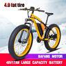 Electric bike ebike 48V1000W electric mountain bike 4.0 fat tire Electric Bike