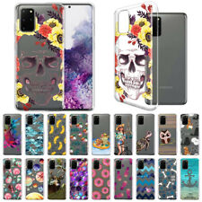 "For Samsung Galaxy S20+ Plus 6.7"" 2020 Transparent Crystal Clear TPU Case Cover"
