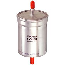 Fuel Filter fits 1998-2009 Volkswagen Beetle Golf Jetta  FRAM