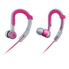 Philips SHQ3300PK ActionFit Sports headphones Earhook SHQ3300 Pink