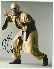 Krod Mandoon and The Flaming Sword Of Fire  KEVIN HART  Signed 8x10