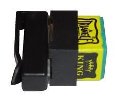Snooker Cue Chalk Holder. Magnetic with Belt/Pocket Clip