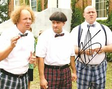 WILL SASSO SIGNED 8X10 PHOTO PROOF COA AUTOGRAPHED MAD TV THREE STOOGES 2