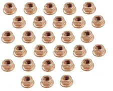 Set of 28 Exhaust Nuts CRP 11621711954 NEW For: BMW E3 E10 Volvo 850