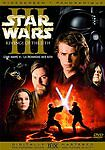 Star Wars Episode III Revenge of the Sith 2005 Widescreen DVD Movie Disc Only V6