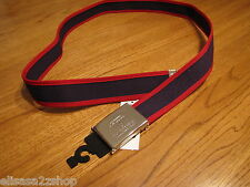 Men's Diamond supply CO shine NEW red blue RARE belt one size adjustable scout