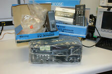 Icom IC-R7000 VHF/UHF Communications Receiver. All Available Options. Tested.