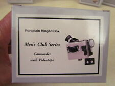 Midwest of Cannon Falls Men's Club Series Phb: Camcorder with Videotape - Mib!