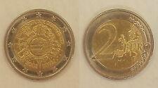 Alemania 2 euros 2012, 10 años de Euro J * 1353 *.