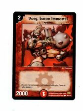 Duel Masters n° 80/110 - Vorg, baron immortel  (146)