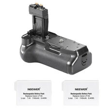 Neewer Battery Grip for Canon EOS 550D/600D/650D/700D Rebel T2i/T3i/T4i/T5i