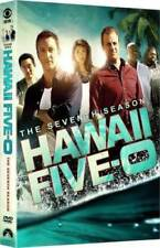 Hawaii Five-O: 5-0 Seventh Season 7 (DVD, 2017, 6-Disc Set) - Brand New