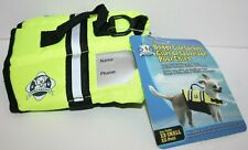 Paws Aboard Designer Dog Reflective Life Jacket Vest w/Rescue Handle - XXSmall